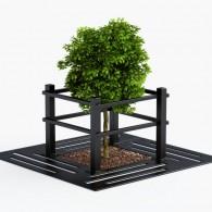 Osłona drzew Modern kod: 0634