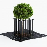 Osłona drzew Sekwana kod: 0636