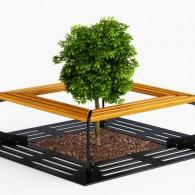Osłony drzew York kod: 0635