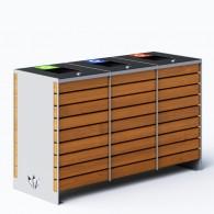 Pojemniki do segregacji odpadów Siena, kod: 1201