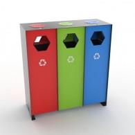 Pojemniki do segregacji odpadów FAVO kod: 1206